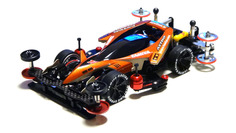 ASTRO BOOMERANG JC13 owned by ワタル (team M4K) #MINI4WD