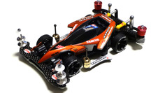 ASTRO BOOMERANG AR (2013spec)  owned by ワタル (team M4K) #MINI4WD