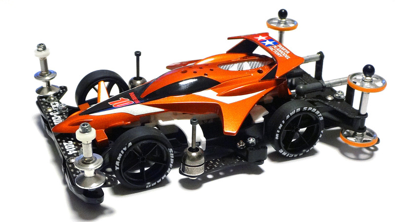 NEW BOOMERANG 10 (MA CHASSIS)
