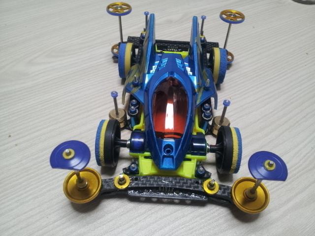 サンダーショットMk.II イエロー×ブルー