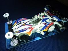 従来のマグナムカラー風ライトニングマグナム owned by mini4_baron