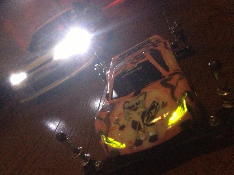 1/32 TRFワークスJr. オリジナル痛車GTカー