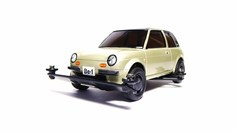 NISSAN Be-1 Champagne Gold owned by H.N (M4K × TTS)