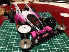 サンダーショットMk.Ⅱ owned by Y×3!
