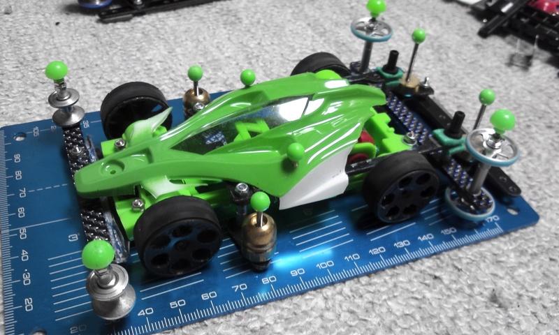 S2緑・エロンテ(カエル号)
