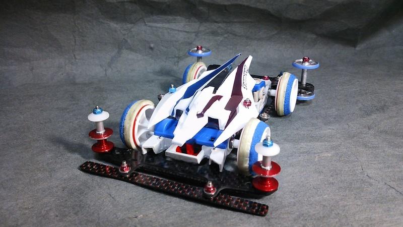 アバンテMk-3 トリコロールドラゴン