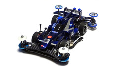 GBB SHADOW SHARK owned by ワタル (team M4K) #MINI4WD