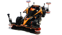 ASTRO BOOMERANG JC14 owned by ワタル (team M4K) #MINI4WD