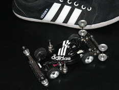 Adidas Astute owned by opinion8T