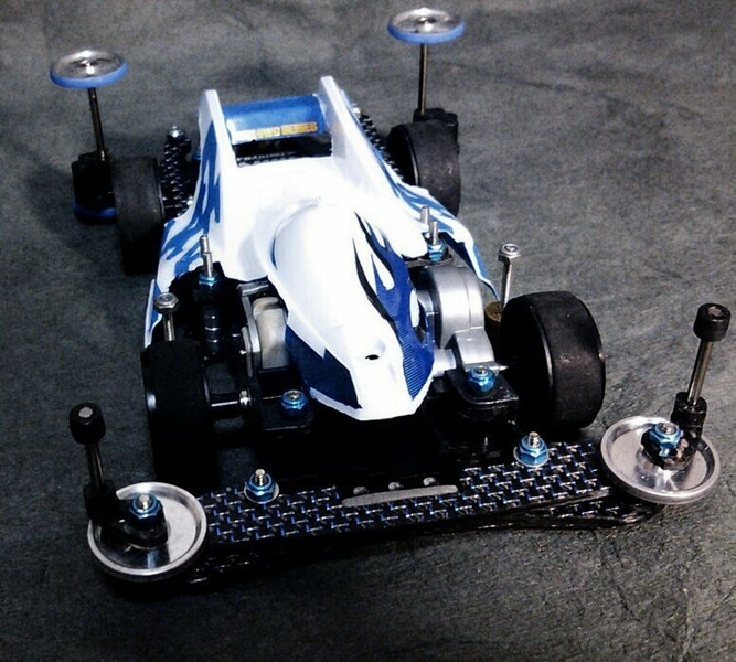 サンダーショット x-02