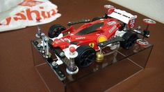 フェラーリ・ア・バンテ owned by