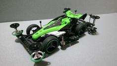 アバンテmk.Ⅲアズール ninja ZX-RR ver  owned by AKI
