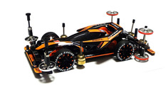ASTRO BOOMERANG 87P owned by ワタル (team M4K) #MINI4WD