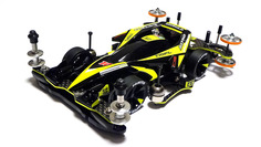 ASTRO BOOMERANG RAIZIN (MA CHASSIS) owned by ワタル (team M4K) #MINI4WD