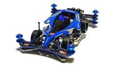ASTRO BOOMERANG AR Azzurro owned by ワタル (team M4K) #MINI4WD