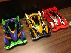 スラッシュリーパー owned by Mini4car Asami