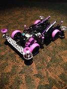 妖刀紫電 owned by かっさん(´◉◞౪◟◉)