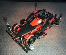 BLOOD EDGE owned by TTS_mini4wd
