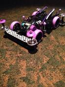紫電 owned by TTS_mini4wd