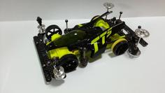 BLACK MATERIAL owned by TTS_mini4wd