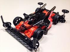 FUJIYAMA ATTACK owned by TTS_mini4wd