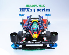 HFX14シリーズ owned by hirofumix_plus