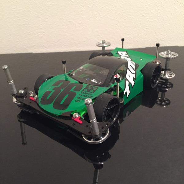 TRFワークスJr.Green Special
