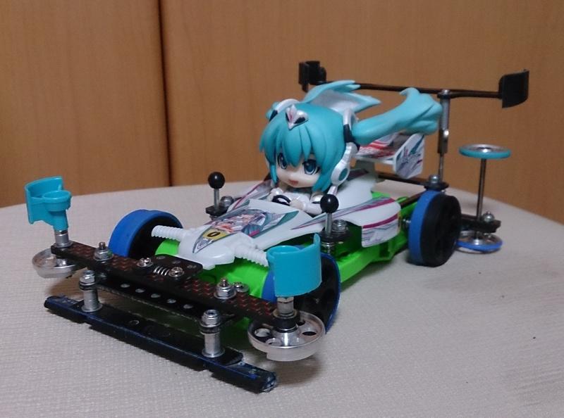 TNW-003AR-1 レーシングミク四駆 アスチュートSP