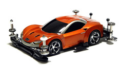 RAIKIRI For TRACK EDITION owned by ワタル (team M4K) #MINI4WD