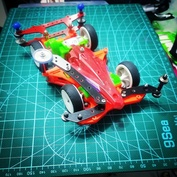 VS evo italian style owned by mini4 wr collection