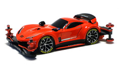ABILISTA ROSSA owned by ワタル (team M4K) #MINI4WD