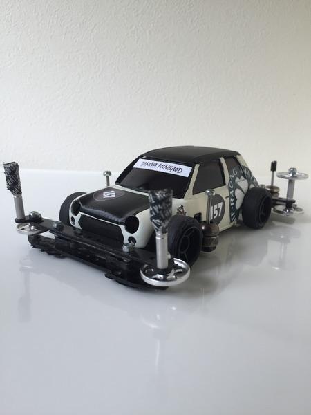 Be-1 Racing Edition