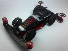 RISING CHASER owned by TTS_mini4wd