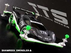 SHAMROCK SWINDLER owned by TTS_mini4wd