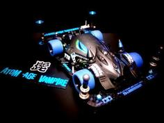 ATOM- AGE  VAMPIRE 髭 owned by TTS_mini4wd