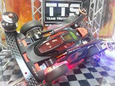 SPOOKY BLAZE IV owned by TTS_mini4wd