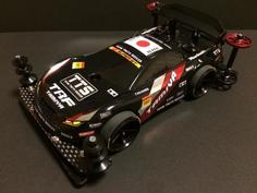 TAMIYA✖️TTS Works owned by TTS_mini4wd