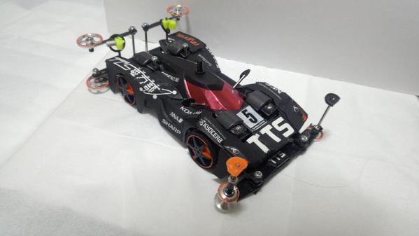 """TT-R′ roadstar """"Dusk stage"""""""