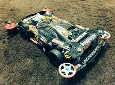 HIGH R4C owned by TTS_mini4wd