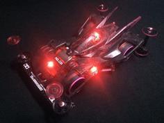 """Lightning MarkⅡ """"kagune"""" owned by TTS_mini4wd"""