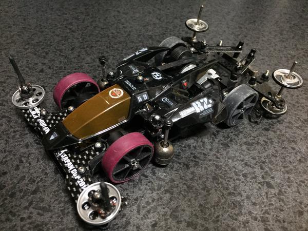 Jet-Black MaveRick