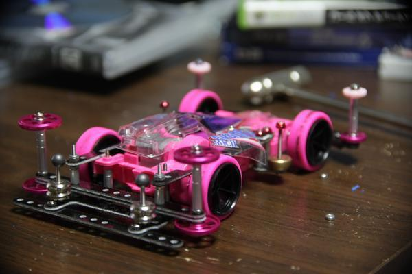 Avante Mk.Ⅱ Pink Special EX