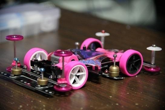 Avante Mk.Ⅱ Pink Special 改