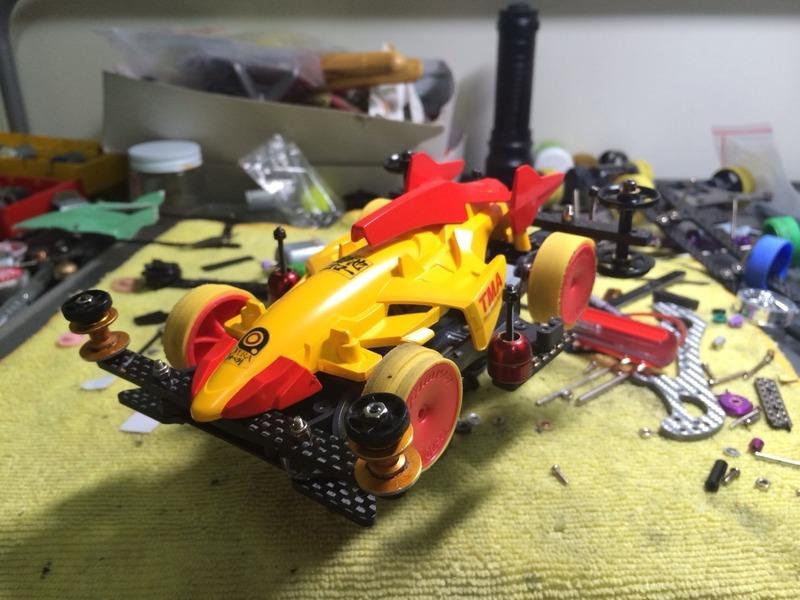 yellow 試作機