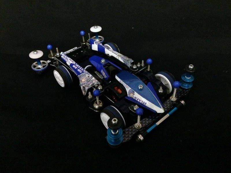 ダイナホークGX Ver.コード・ピルルクACRO