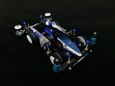 ダイナホークGX Ver.コード・ピルルクACRO owned by れいち