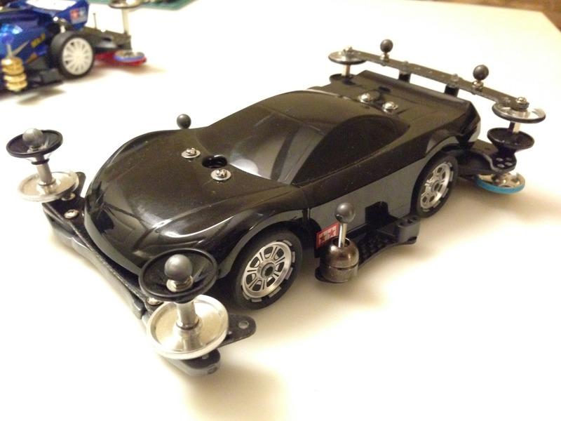 TRF ワークス Jr. 2号車
