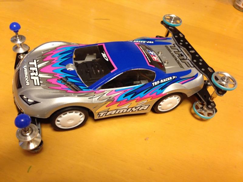 TRF ワークス Jr. 1号車