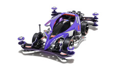ASTRO BOOMERANG AR VIOLA owned by ワタル (team M4K) #MINI4WD
