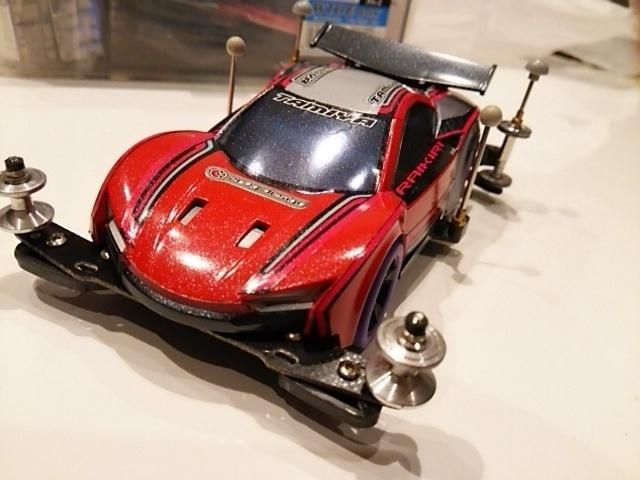 ライキリ XANAVI GT-R風カラーリング